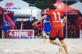 Match FC Thun Legenden - Beachsoccer Spiez 2017-5