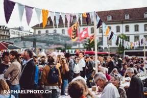 Foodsave Bankett Bahnhof Bern 2017-7