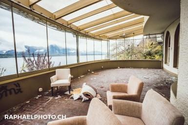 Hotel Hirschen Gunten - Urban Exploring-5