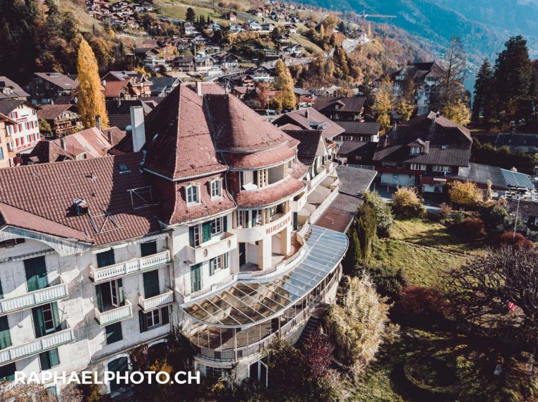 Hotel Hirschen Gunten - Urban Exploring-8