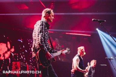 Auftritt der Toten Hosen bei den Swiss Music Awards 2018
