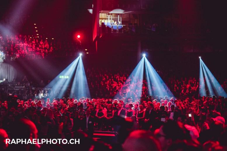 Show der Toten Hosen Hallenstadion