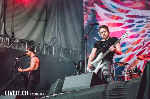 Bullet for my Valentine am Greenfield Festival 2018-7