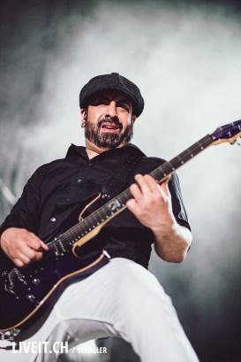 Volbeat am Greenfield Festival 2018-11