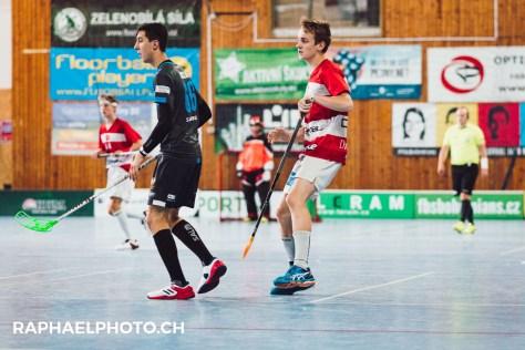 Prague Games B17 - UHC Thun vs Ingarö IF-3