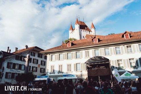 Josua Romano Thunfest 2018 in Thun. (Raphael Schaller for liveit.ch)