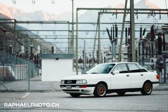 Audi 90 Shooting Visp-6
