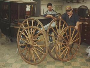 Stripped Wheels
