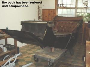 The body restored