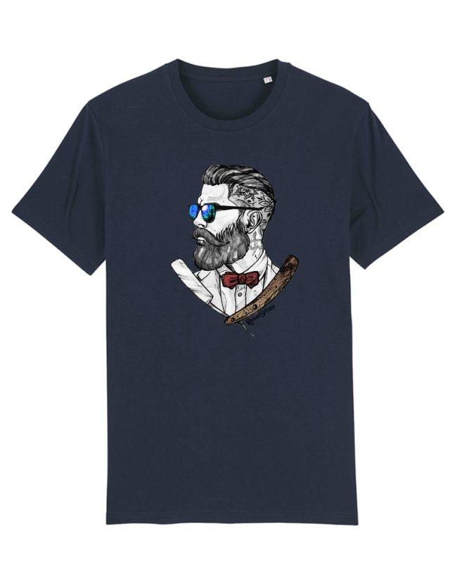 T-shirt Hipster Français Prosper