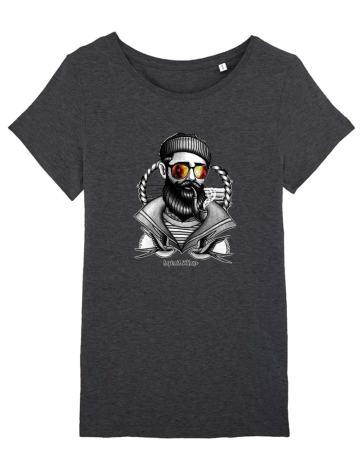 T-Shirt Femme Marin, T-Shirt Stylé Femme, T-Shirt Femme Pas Cher.