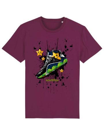 T-shirt Homme Basket, T-shirt Créateur, T-shirt Raphael Setiano.
