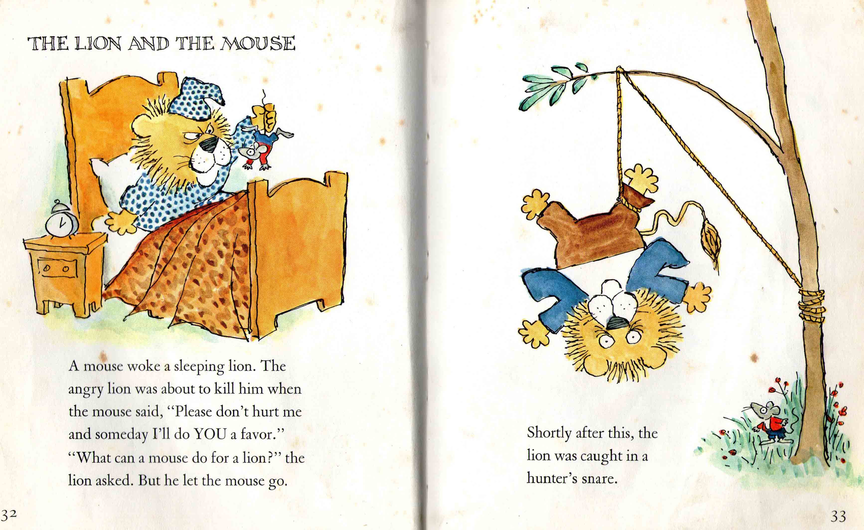 More Fables Of Aesop
