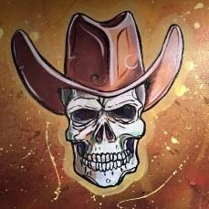 Skulls Cowboy