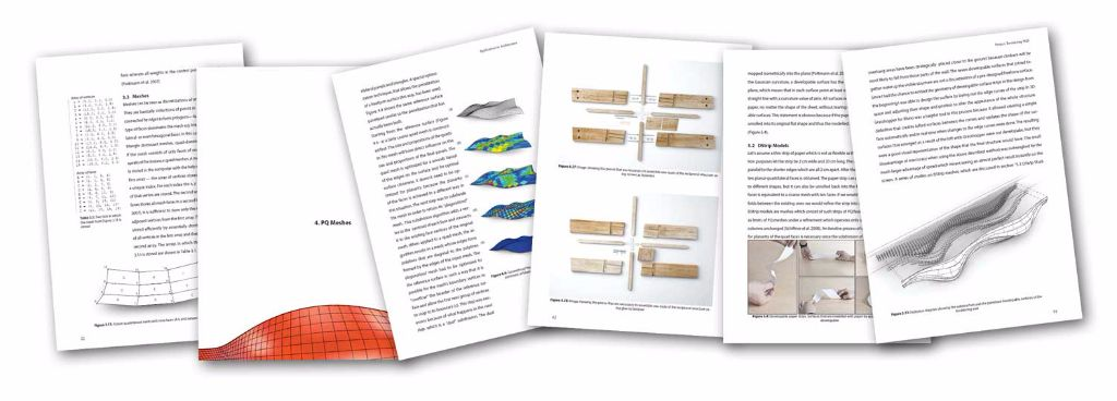 Freeform Geometries in Wood Construction