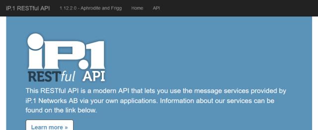 Ip1 Restful API