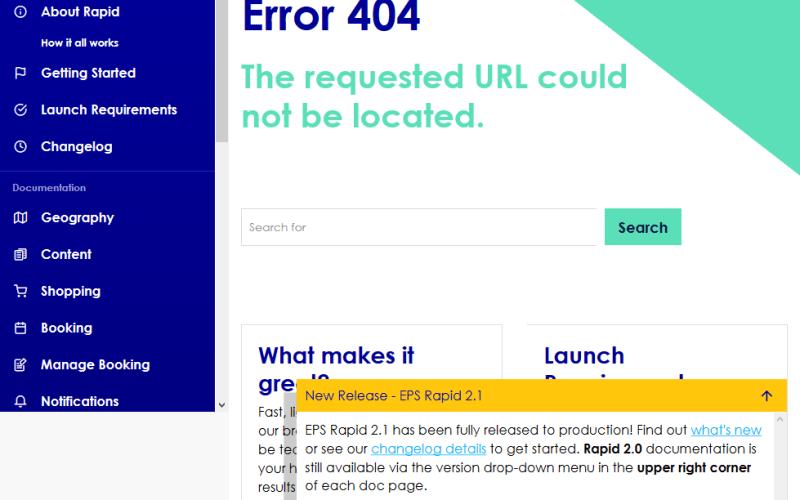 EAN Geo Functions API