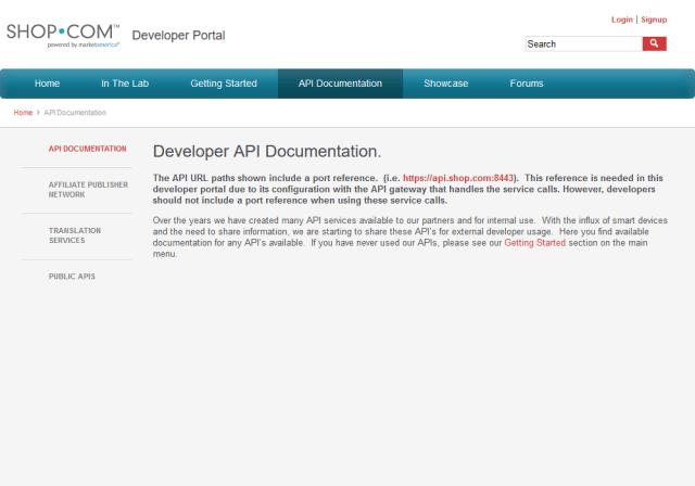 Shopcom API