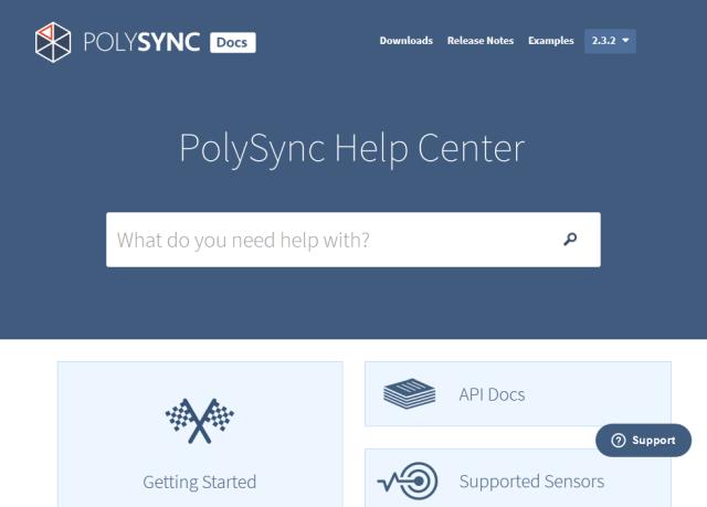 Polysync System Design File API