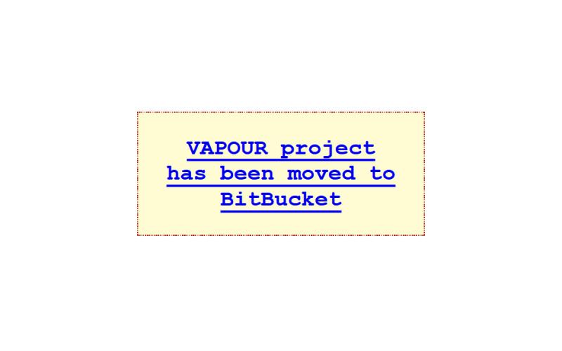 Vapour API