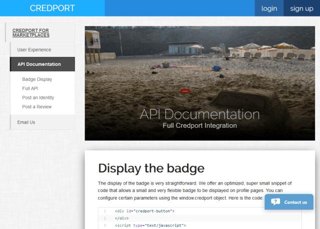 Credport API