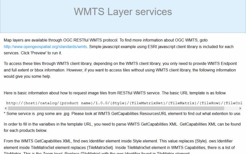 NASA Vesta Trek REST API