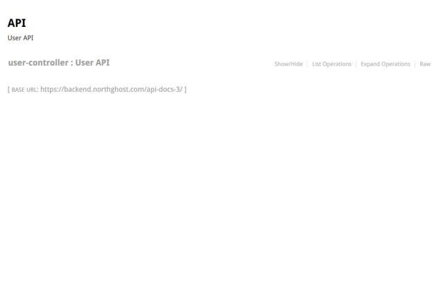 Anchorfree User API