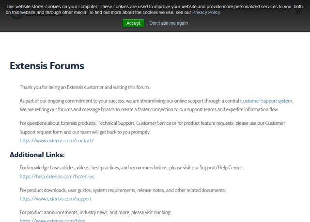 Extensis Portfolio API