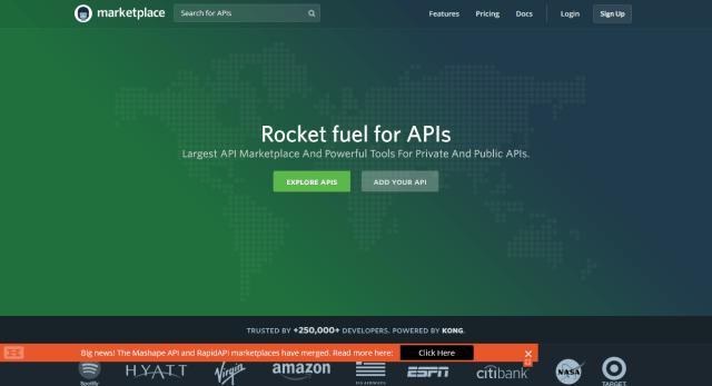 Meanpath API
