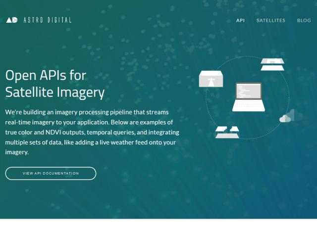 Astro Digital API