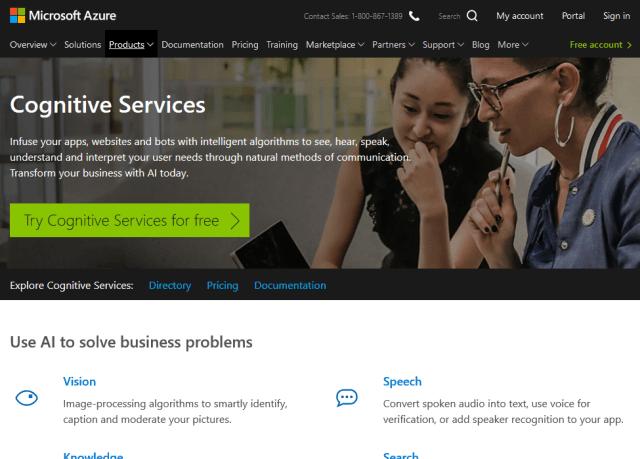 Microsoft Cognitive Services Knowledge Exploration Service API