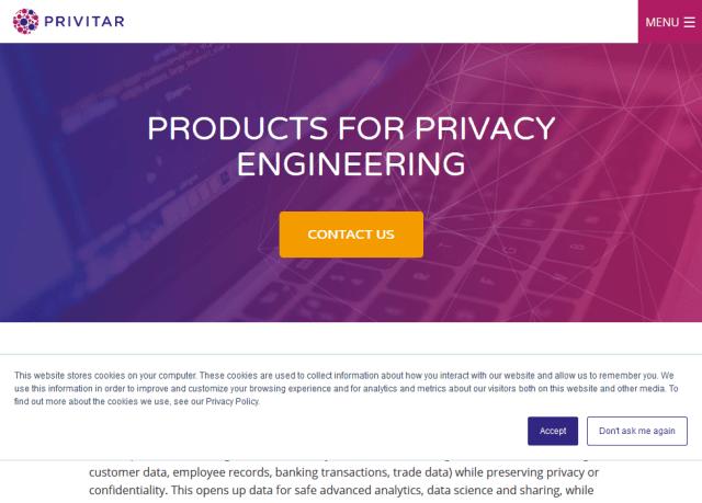 Privitar API