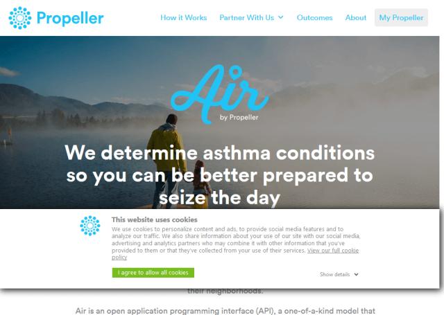 Air Propeller Open API