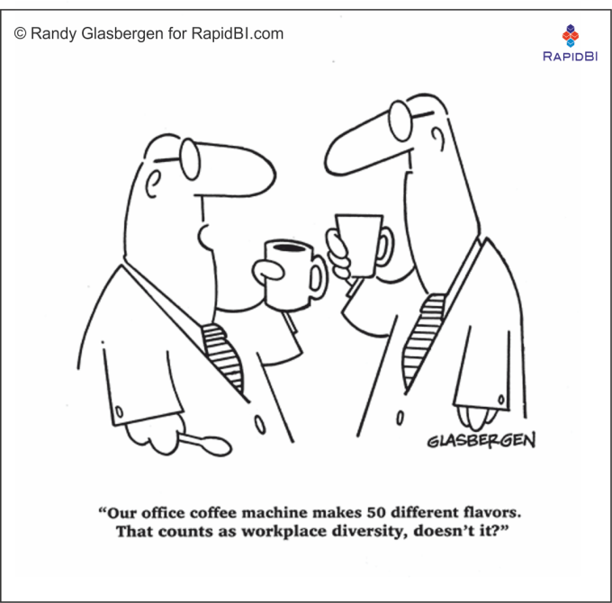 RapidBI Daily Cartoon #45 A look at the lighter side of ...
