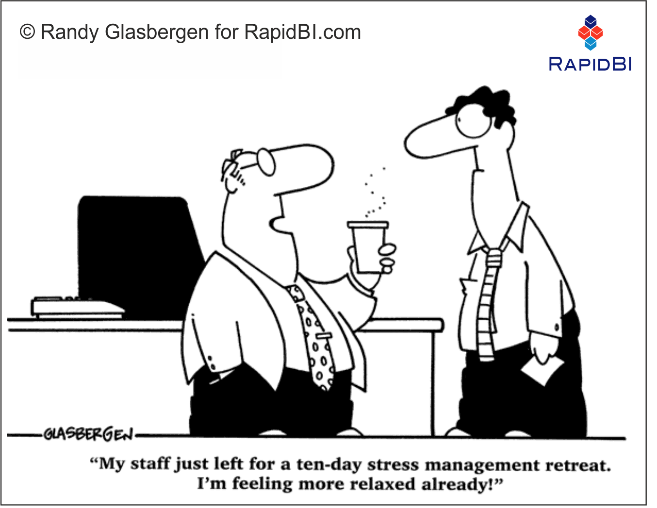 Rapidbi Daily Business Cartoon 123