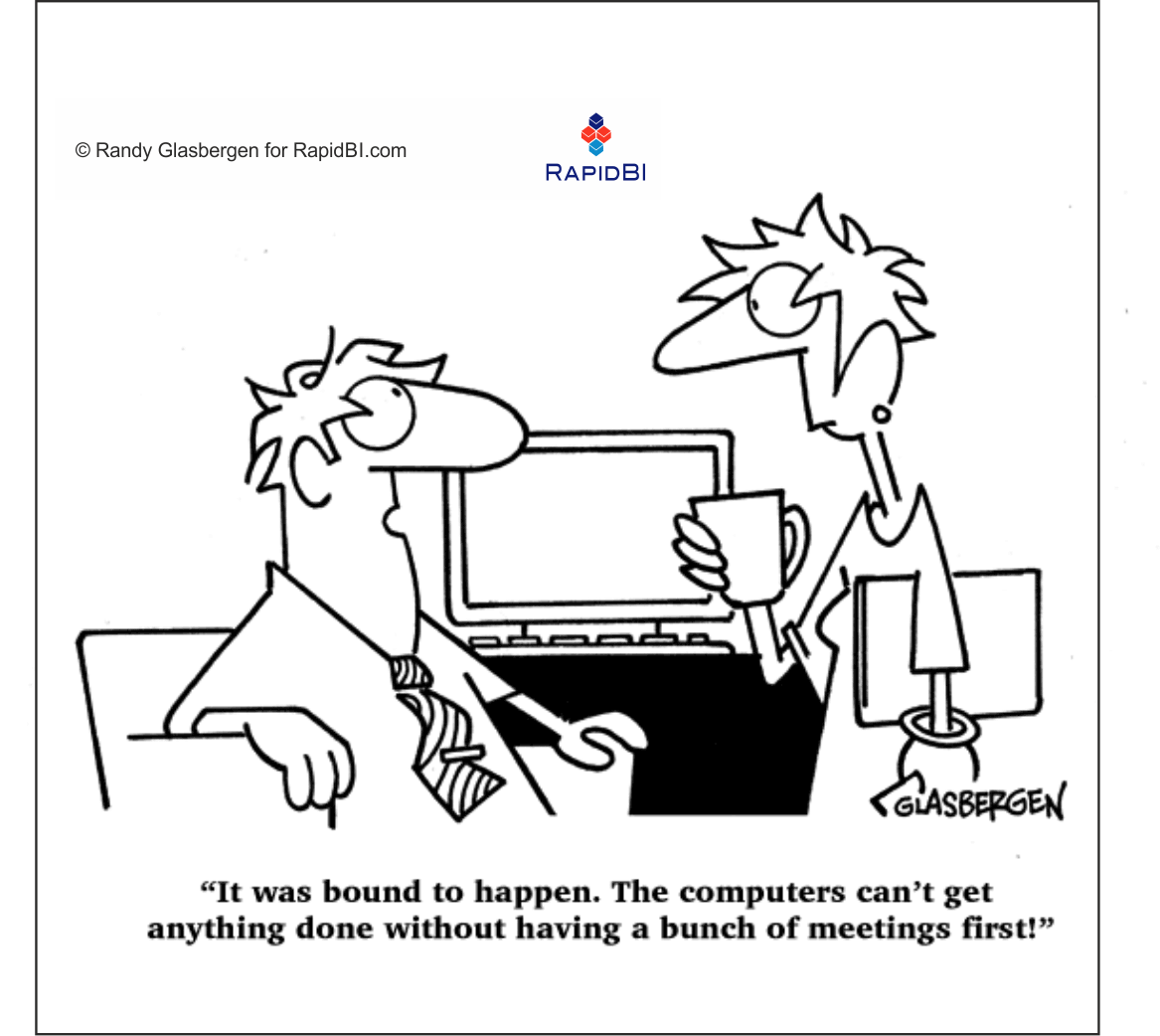 Fun Friday Weekly Office Cartoon 308 Ff Meetings