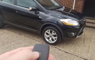 FORD KUGA  (2008 - 2014) REPLACEMENT KEYS KENT