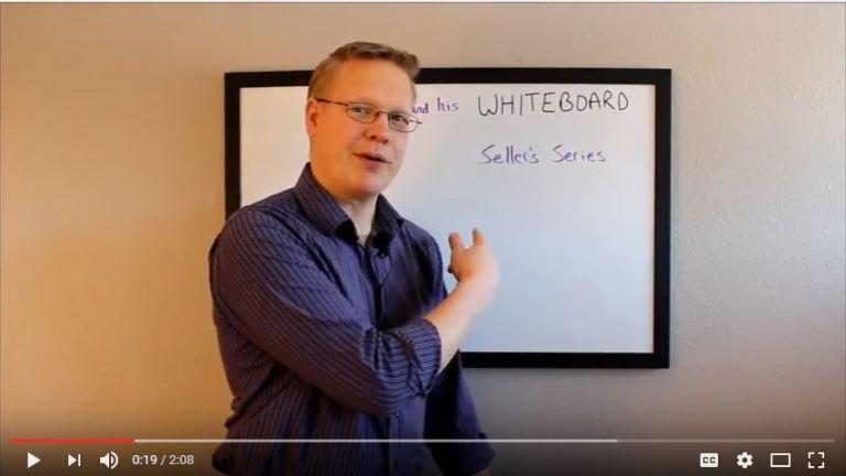 Tristan and his WHITEBOARD - Sellers Video Series