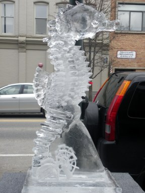 Ice Sculpture 6