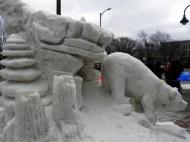 Snow Sculpture 2a