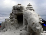 Snow Sculpture 2b