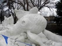 Snow Sculpture 8a