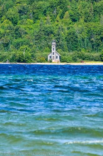 Grand Island light house