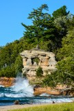 Pictured Rocks - Chapel Rock-2