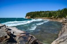 Pictured Rocks Lakeshore-1