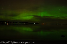 northern lights over Torch Lake-10