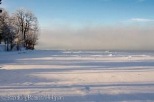 Torch Lake winter fog-2