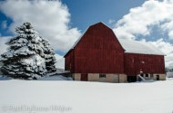 Stone Gate Farm - Red Barn-1