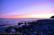 Mackinaw sunset