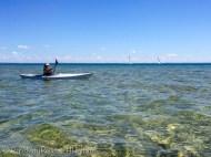 me racing sailboats